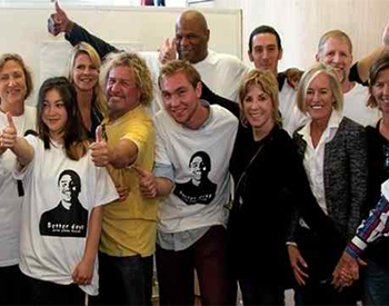 Sammy Hagar comes to aid of Marin's Homeless Youth